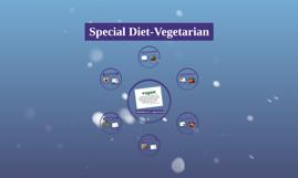Special Diet-Vegetarian