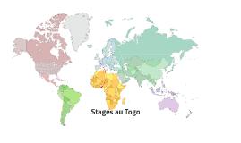 Stages au Togo