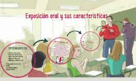 Copy of exposición oral y sus características