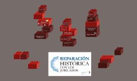 Programa de Reparación Histórica para Jubilados y Pensionado