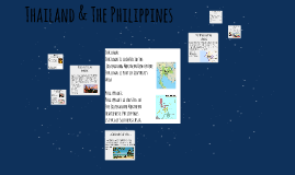 Thailand and Philippines