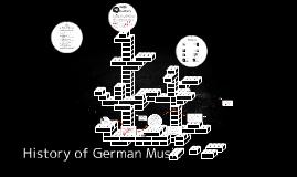 Traditional German Music