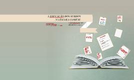 A EDUCAÇÃO DOS SURDOS NA ESCOLA REGULAR: A EFETIVIDADE DO DE