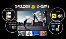 Copy of welkom @ c-mine