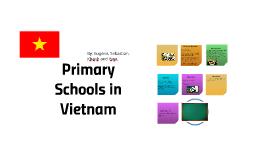 Primary Schools in Vietnam