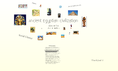 Ancient Egypt Civilization Project
