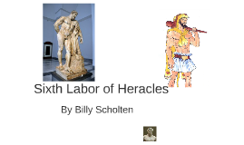 Sixth Labor of Heracles