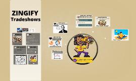 Zingify Tradeshows