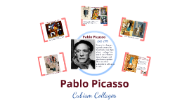 Copy of Pablo Picasso- collage