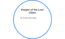 Keeper of the Lost Cities