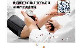 TecEnf Farmacologia dos antihipertensivos