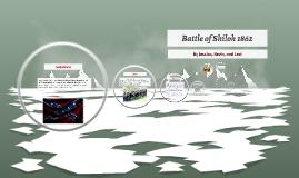 Battle of Shiloh 1862