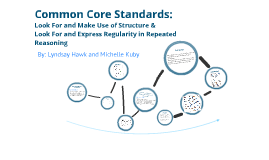 Common Core Standards in Mathematics