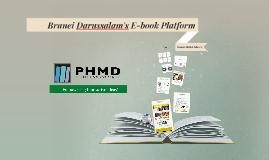 Brunei Darussalam E-book Platform