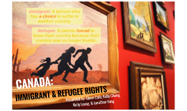 Canada: Immigration & Refugee Rights