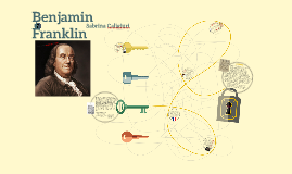 Benjamin Franklin by Sabrina C