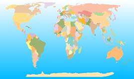 Copy of Brookline High School Social Studies - World Map