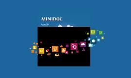MINIDOC - Bureau 23/01