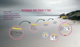 Copy of NORMAS ISO 7000 Y 780