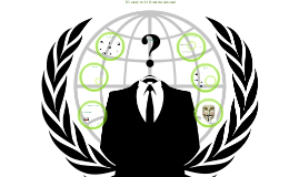 Anonymous - Its okay were from the internet