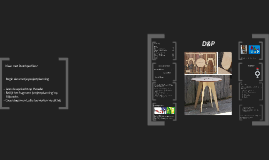 D&P 3d product design les 1