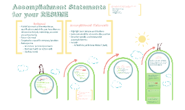 Webshop: Accomplishment Statements