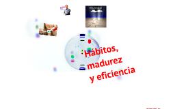 Hábitos, madurez y eficiencia
