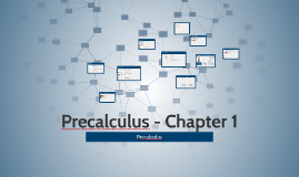 Chapter 1: Precalculus