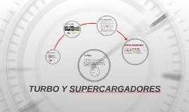 TURBO Y SUPERCARGADORES