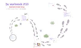 Werkweek Woutershof 2017