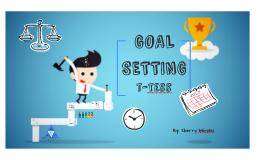 District Goal Setting