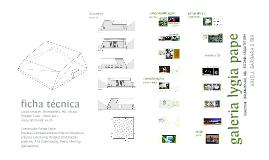 ARQ Brasileira II - Galeria Lygia Pape