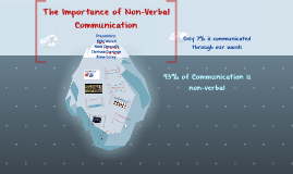 Copy of The Importance of Non-Verbal