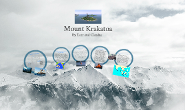 Science - Mount Krakatoa