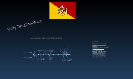 Sicily Timeline-Wars