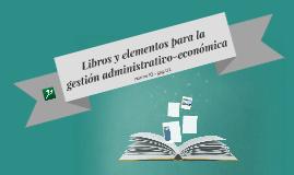 Copy of Libros y elementos para