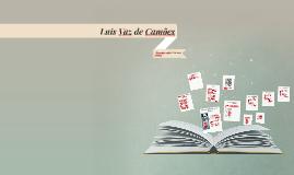 Características do texto poético - Luís Vaz de Camões