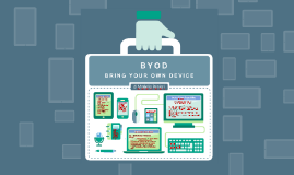 Copy of BYOD [Bring Your Own Device] - La classe digitale fai da te
