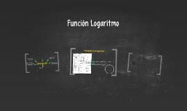 Función Logaritmo