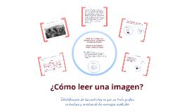 ¿Cómo leer una imagen?