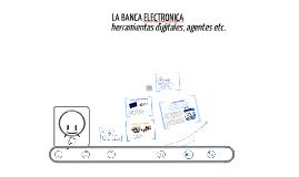 La banca electronica
