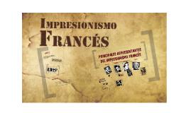 Copy of Cine: Impresionismo Francés