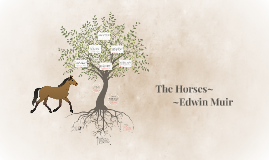 analysis of edwin muir s the horses