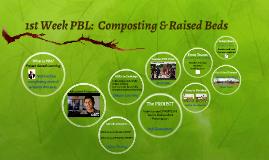 1st Week PBL 2015