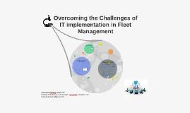 ELAN: Overcoming IT Implementation Challenges