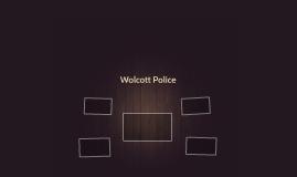 Wolcott Police