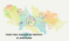 fases para realizar un proyecto de innovación