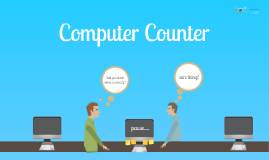 Computer Counter - original