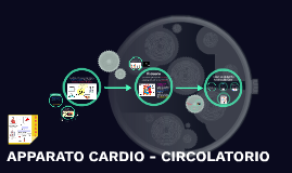Apparato CARDIO - CIRCOLATORIO