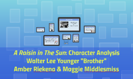 The printed PDF version of the LitChart on A Raisin in the Sun